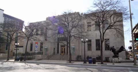O novo Briscoe Western Art Museum em San Antonio