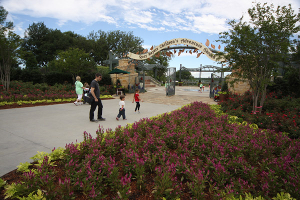 Dallas, Texas: Rory Meyers Children's Adventure Garden