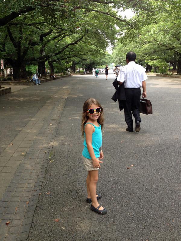 Ueno Park e Zôo
