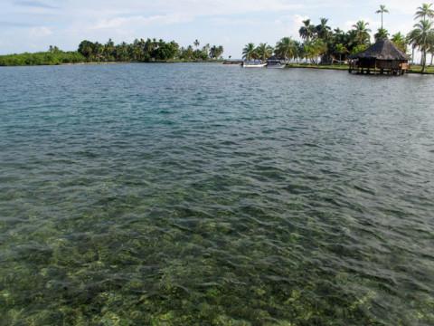 Yandup Island, lado direito