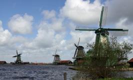 Zaanse Schans: onde ver os moinhos na Holanda