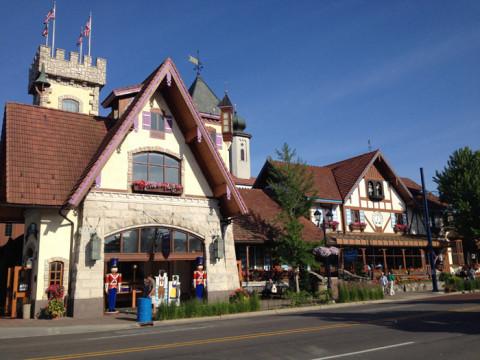 Frankenmuth, Michigan, pedacinho da Bavária no meio oeste americano