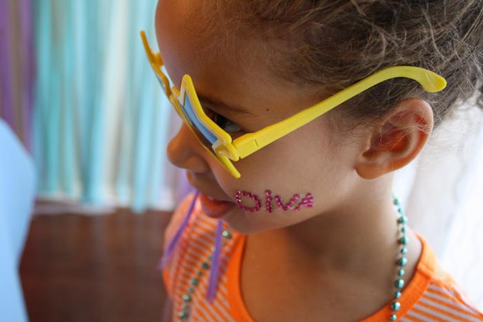 Festa de aniversário de 6 anos da Julia