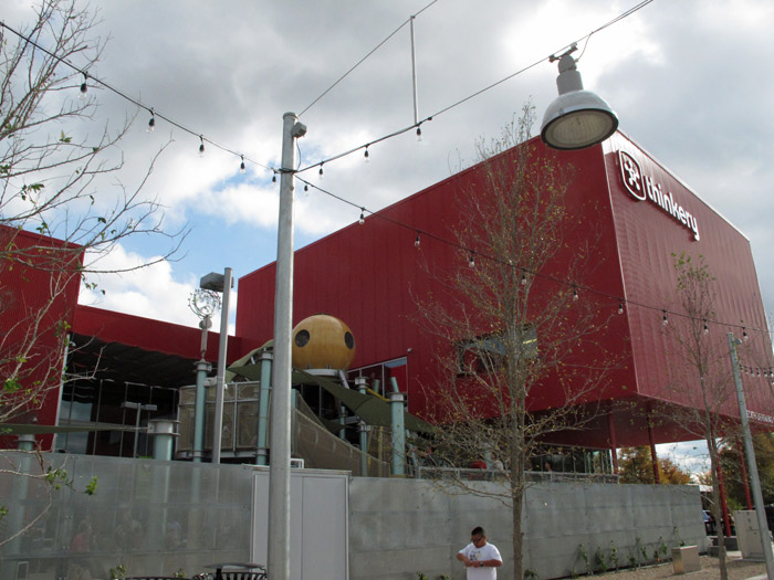 Thinkery: como é o novo Children's Museum de Austin
