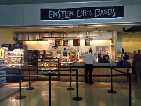 Einstein Bros Bagels no Aeroporto de Detroit, Terminal McNamara