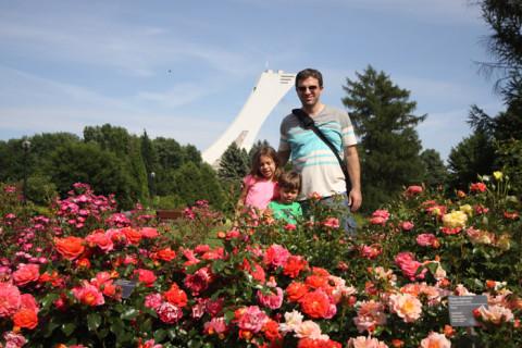 Jardim Botânico de Montreal: espetacular