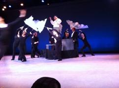 Symphony of Clouds, um ballet infantil sobre Mozart