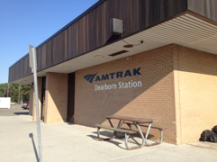Viajando de trem Amtrak nos EUA – de Detroit a Chicago com crianças
