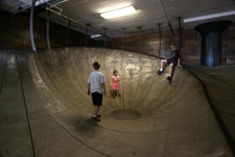 Julia no Skateless Park