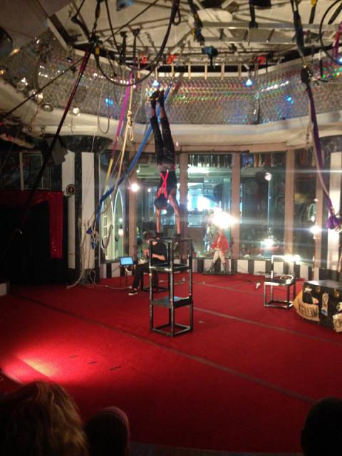 Show do Everyday Circus