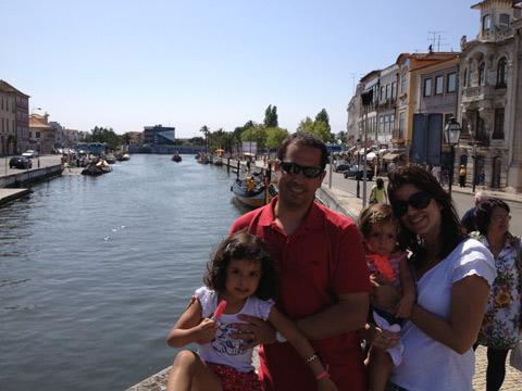 Barcelona e Portugal com crianças: a viagem da Roberta