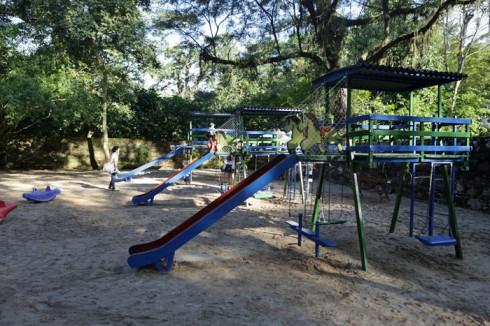 Playground do Jardim Botânico