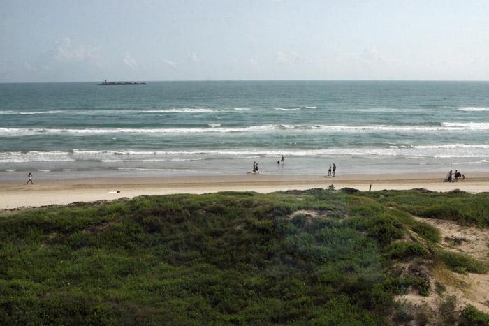 Primeiro dia em South Padre Island, a melhor praia do Texas