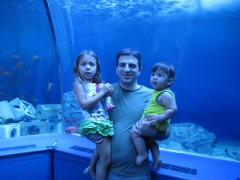 gabe julia eric aquário de shinagawa