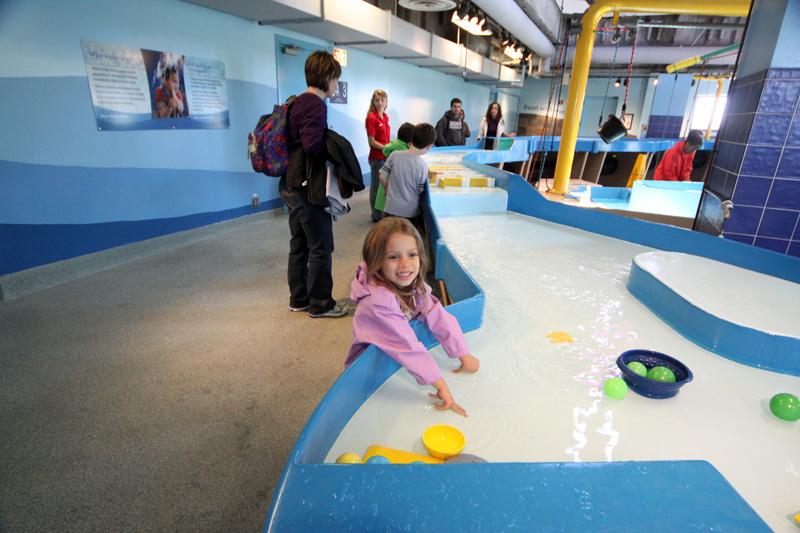 Museus com crianças
