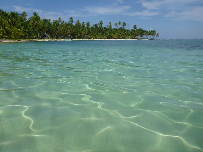 Segundo dia em San Blás: ilha Iguana e manguezais em Kuna Yala