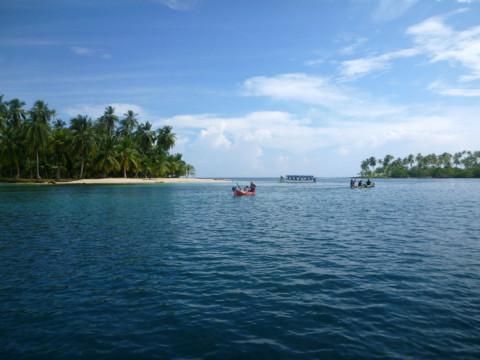 Chegando na maravilhosa ilha Arridup