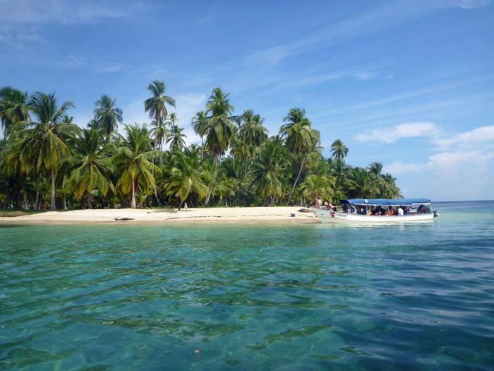 Chegando a San Blás: primeiro dia no Yandup Island Lodge