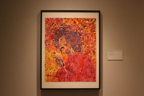 Revolutionary, de Wadsworth Jarrell (coleção de arte Negra Americana)