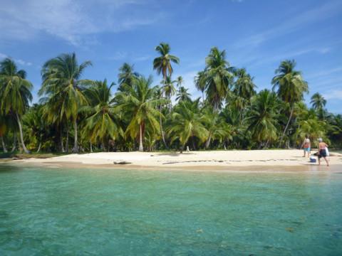 Perfeição = ilha Arridup, San Blás