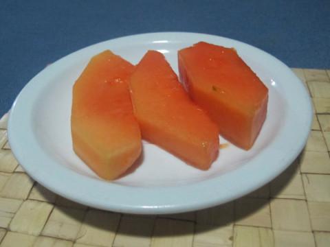 Mamão papaia de sobremesa