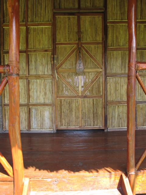 Chegando na nossa cabana, número 4, Basgua
