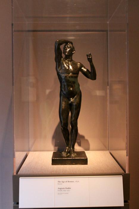 A Idade do Bronze, de Auguste Rodin