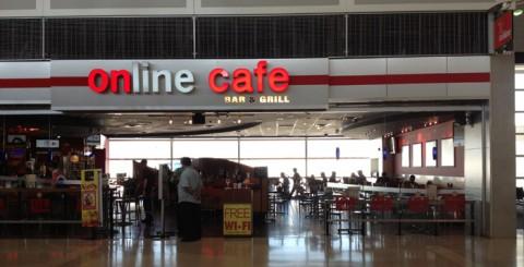 Online Cafe oferece wifi grátis para seus clientes