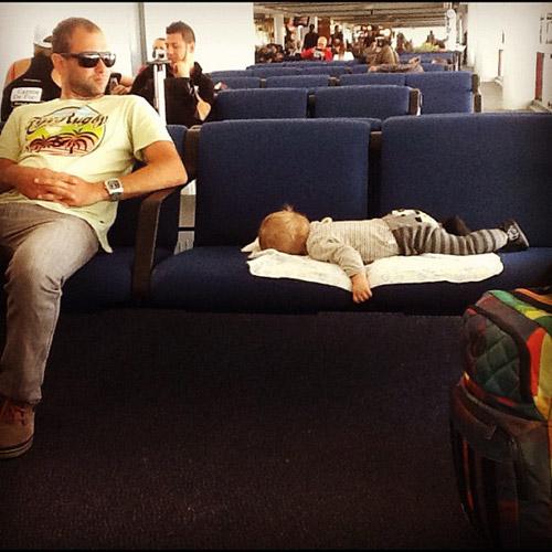 AeroportoSantiago8meses