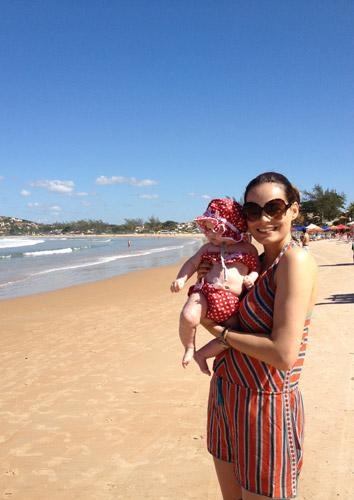Por que viajar com crianças? Por Dri Miller
