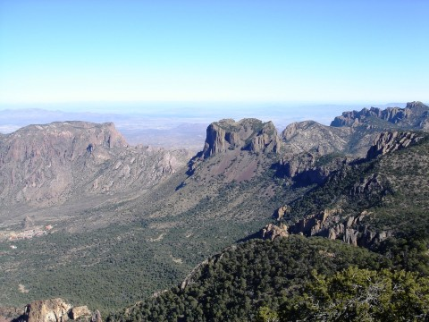 """Emory Peak Summit"" no Big Bend Nation Park. Foto Eleutherosmartin at en.wikipedia. Licensed under CC BY-SA 3.0 via Wikimedia Commons"