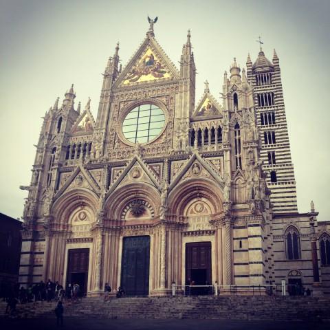 Duomo de Siena, a Catedral mais linda que já vi