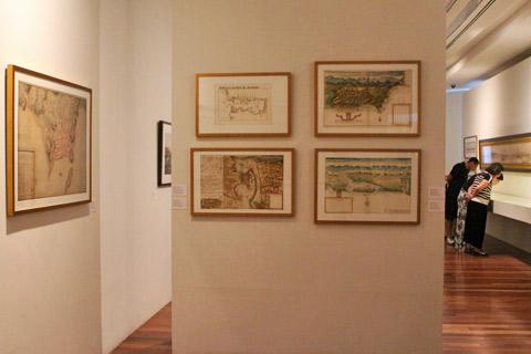 Muitos mapas e desenhos bacanas do Rio
