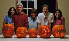 Abóboras de Halloween 2007