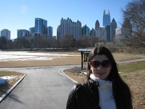 Anathalia em Atlanta, Georgia