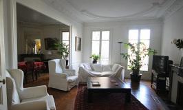 O apartamento em Paris