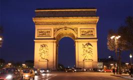 Transfer com motoristas brasileiros em Paris com a França entre Amigos