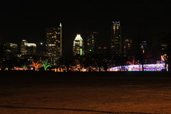 Luzes de Natal em Austin: a volta do Austin Trail of Lights