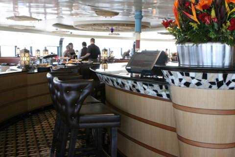 O bar do Palo no Disney Magic