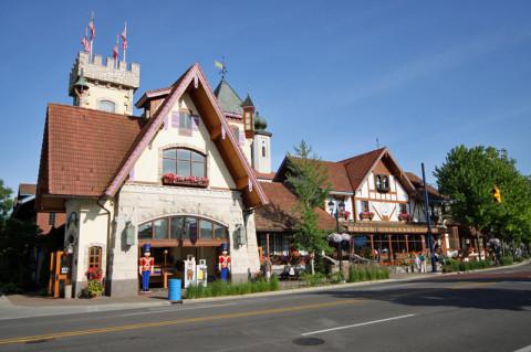 Bavarian Inn, em Frankenmuth