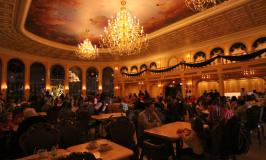 Disney: almoço no Be Our Guest no Magic Kingdom
