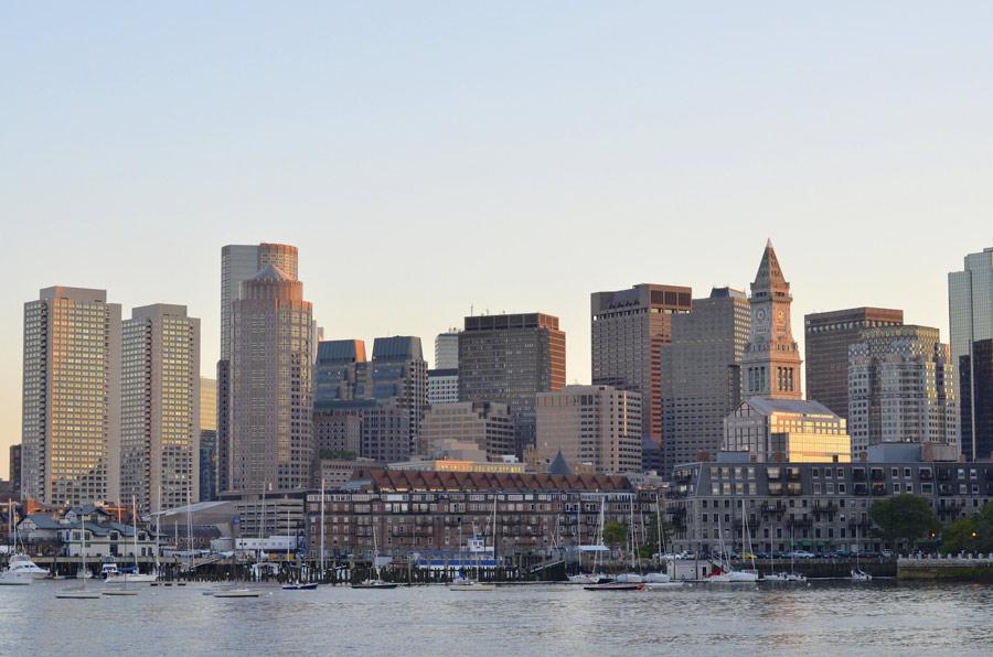 Populares Como é morar em Boston, Massachusetts - Colagem ZG24