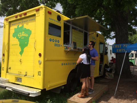 O Boteco é o único food truck brasileiro em Austin