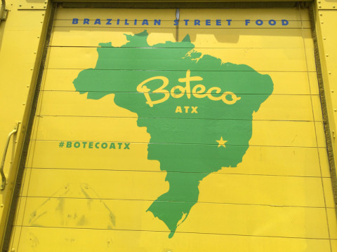 Brazilian Street Food, hah!