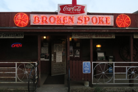 Broken Spoke em Austin, Texas