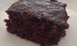 Brownie com abobrinha: receita diferente e saudável