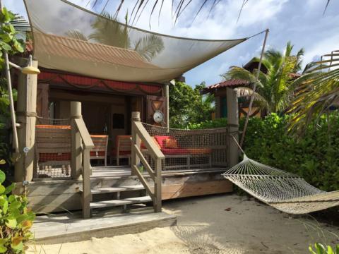 Nossa Cabana número 10 em Castaway Cay