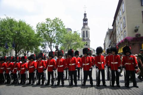 Canada Day em Québec City