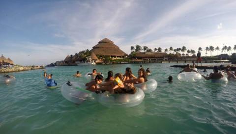 Cancún com crianças: não pode faltar um passeio a Xcaret