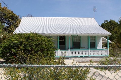 Casa histórica em Grand Cayman